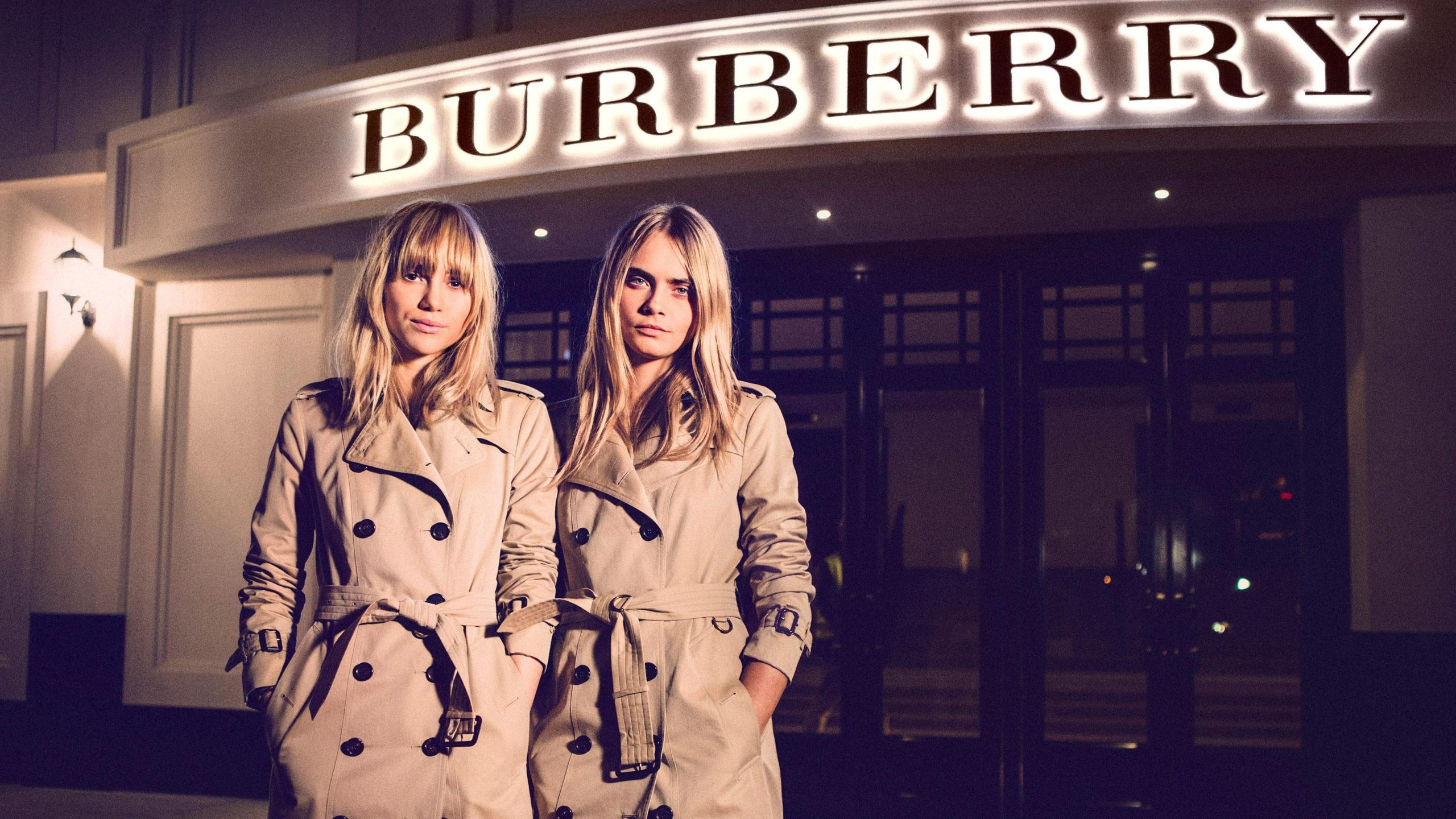 Burberry promotion